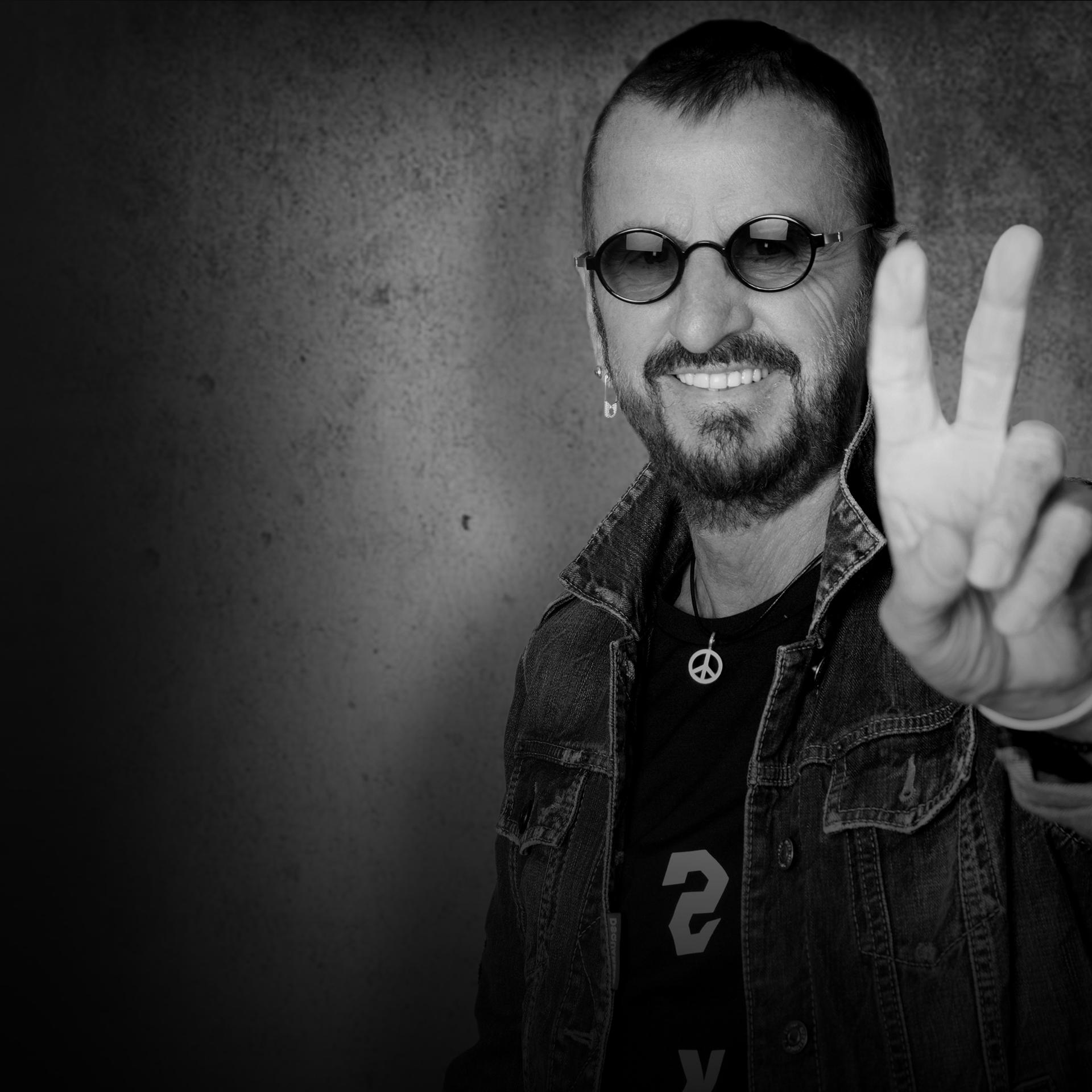Ringo Starr Peace And Love Birthday DJ Set