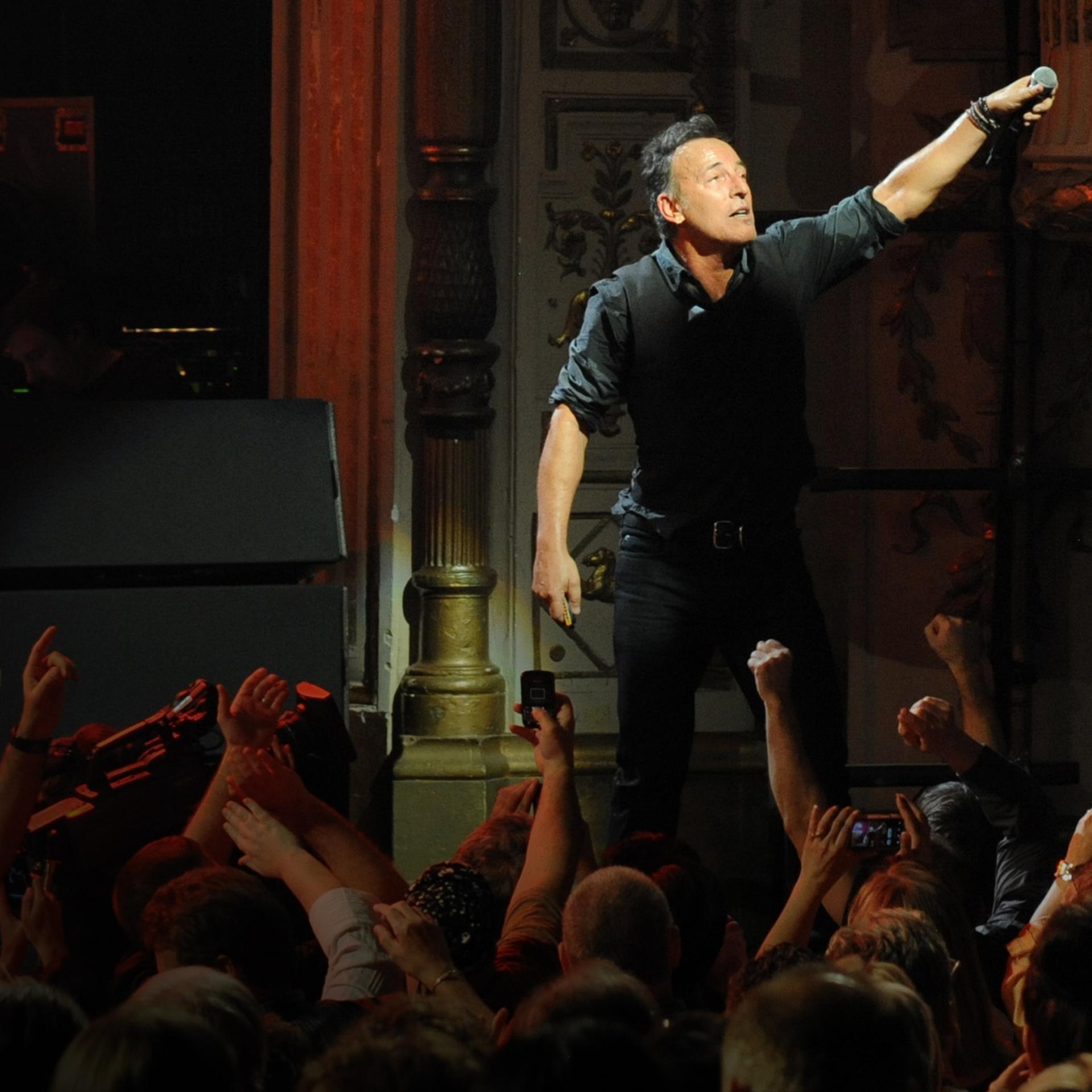 Springsteen Live