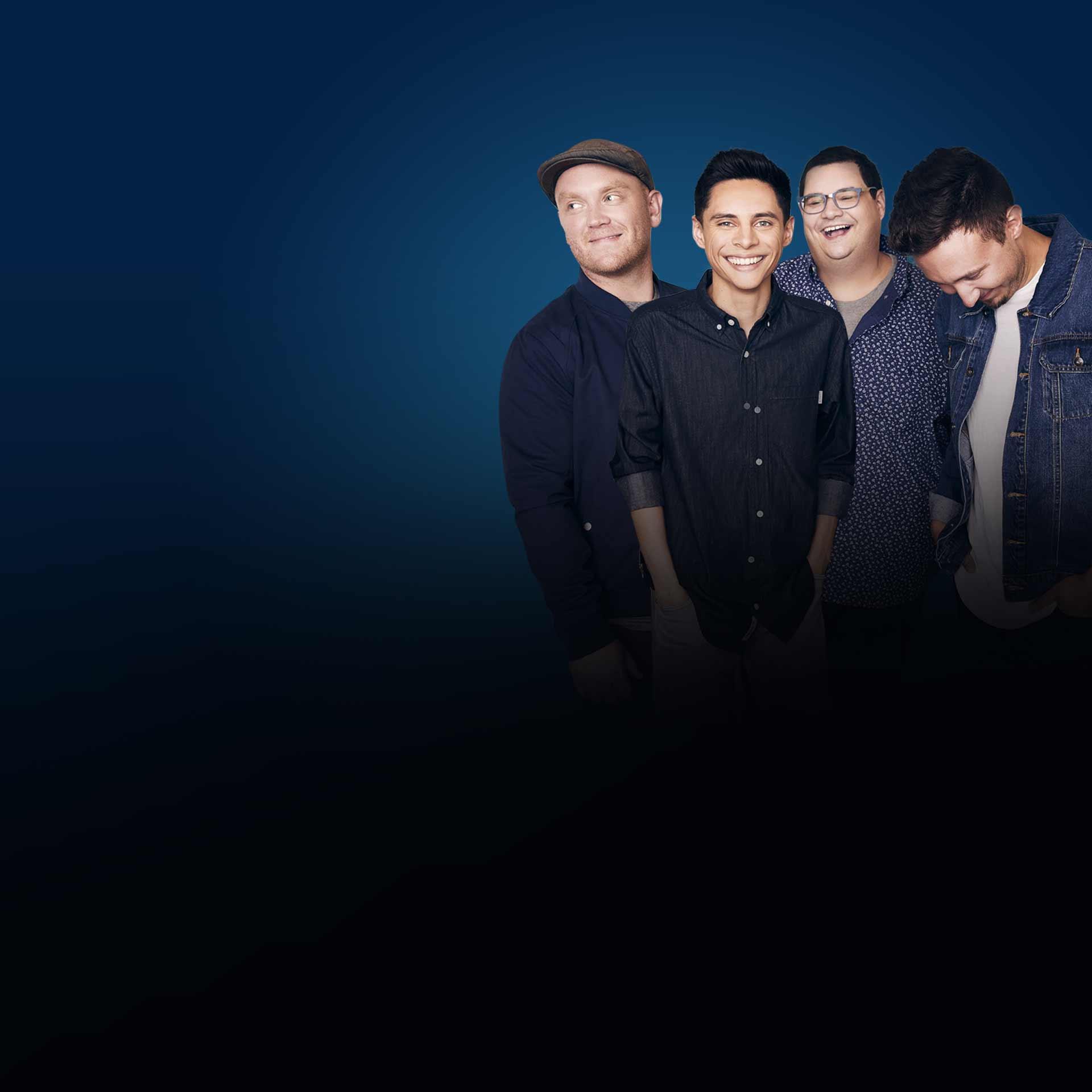 Sidewalk Prophets Great Big Family Reunion, Live from Nashville!