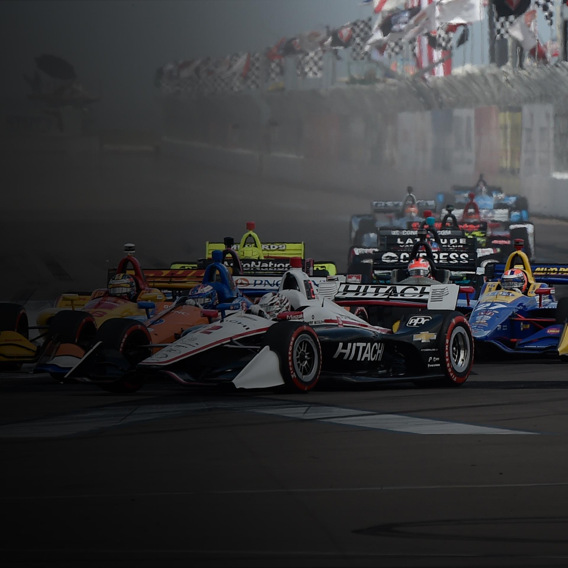 IndyCar® Series Qualifying